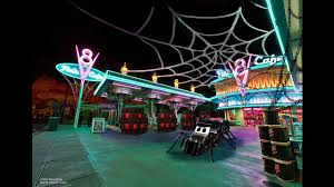 Halloween Theme Parks California by Cars Land And Buena Vista Street To Get Spooky As Halloween Time