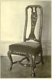 Still Life With Chair Caning Mood by The Project Gutenberg Ebook Of Jacobean Furniture By Helen