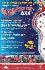 Independence Day 2018 | City Of Ontario, California