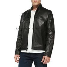 buy men online leather jackets