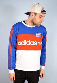 Adidas Mens Vintage Top Jumper Large 90s ClothesAdidas