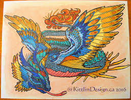 Adult Colouring Craze My Completed Coloring Pages And More