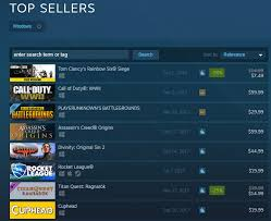 siege program siege is currently at the top of the steam top sellers list us