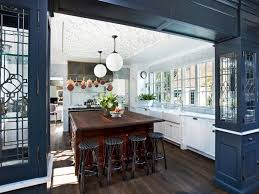 slate floors pros and cons blue kitchen with white cabinets best