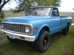 100 Chevy Pickup Trucks For Sale 3 4 Ton Truck Fresh 1972 K20 4x4 3 4 Ton C10 C20 Gmc