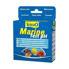 tetra test marine ph test de ph pour aquarium d eau de mer récifal