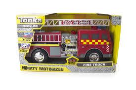 100 Tonka Mighty Motorized Fire Truck 07766 UK Engine Toy
