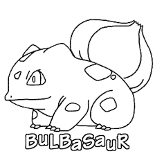 Free Pokemon Printable Coloring Pages