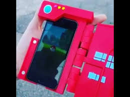 AWESOME POKéDEX PHONE CASE