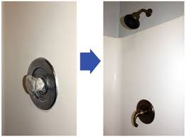 Replace Outside Faucet Handle by Replacing A Shower Faucet Removing The Shower Valve