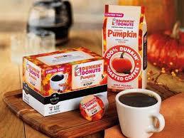 Pumpkin Spice Latte Dunkin Donuts Ingredients by Dunkin U0027 Donuts Pumpkin Products 2014 Business Insider
