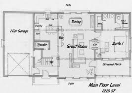 Chateau Floor Plans Chateau House Plan