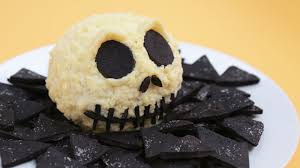 Nerdy Nummies Halloween Challenges by Jack Skellington Cheese Ball Ft Jake Roper Nerdy Nummies Youtube
