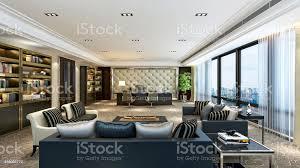 moderne luxuswohnzimmer stockfoto und mehr bilder architektur