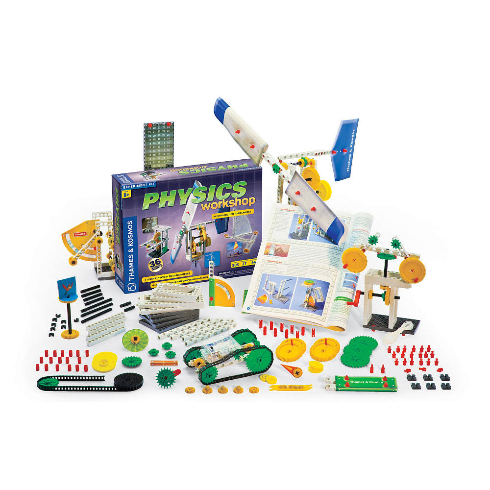 Thames and Kosmos Physics Workshop Educational Science Kit