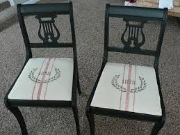 Lyre Back Chairs History by 19 Best Lyre Back Chairs Images On Pinterest Chair Makeover
