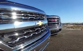 2016 Chevy Silverado 5.3L Vs GMC Sierra 6.2L - ChevyTV 2019 Gmc Sierra Or Chevy Silverado Which One Do You Like Road Test And Review Innovative From Back To Front 20 Denali 2500 Hd Spied With Luxurylevel Upgrades Chevrolet High Country Vs Ck Wikipedia Ram 1500 Pickup Truck Gets Jump On Lift Level Your Trucksuv The Right Way Readylift Bifuel Natural Gas Pickup Trucks Now In Production Gm To Offer Clng Engine Option Trucks And Vans Competion Lowe Red Wing Mn
