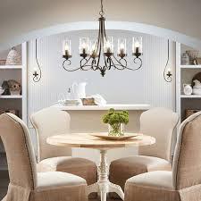 20 Dining Room Chandeliers Brilliant Enthralling Best Bronze