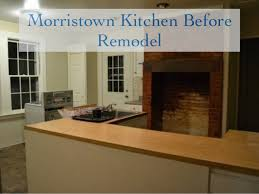 Monk s Home Improvements Kitchen Remodel in Morristown New Jersey