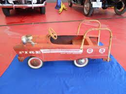 100 Antique Fire Truck Pedal Car 1960s MURRY FIRE TRUCK PEDAL CAR Buffysscom