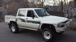For Sale - 1987 Quad Cab Turbo Diesel Hilux For Sale - Boston ... Could There Be A Toyota Tacoma Diesel In Our Future The Fast Lane Bangshiftcom This 1992 Hilux Is A Killer Jdm Import 5 Disnctive Features Of 2019 Diesel 13motorscom Toyota Prado Diesel Fuel Injector Pump Mackay Centre Comparison Test 2016 Chevrolet Colorado Vs Gmc Canyon Testimonials Toys Cversion Experts 1920 Front View Find The Sold 1988 Double Cab 44 Pickup Truck Pickup Truck Car Reviews New Best Pickups Star 2015 Wallpaper 1440x1080 40809 Cversion Peaceful 1995 Toyota Land Cruiser