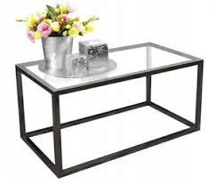 details zu glastisch couchtisch kaffetisch wohnzimmer glas tisch schwarz tutumi