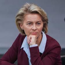 Ursula Von Der Leyen Strafanzeige Wegen BeraterAffäre Bei Der
