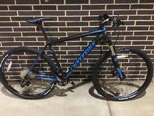 Cannondale Front Suspension Mountain Bicycles