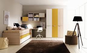 schlafzimmer kinder warme farben beständige oberflächen