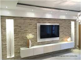 wand gestaltung stein wandgestaltung wohnzimmer steinoptik a