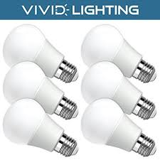 lighting led bulbs 60 watt replacement 8w 800 lumens 6