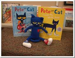 pete the cat books made for 1st grade pete the cat