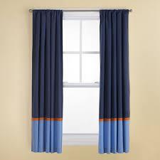 Blue Ombre Curtains Walmart by Walmart Shower Curtains Stripe Navy Blue Curtain Panels U2013 Marku