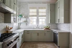 gray brick stacked tile backsplash design ideas