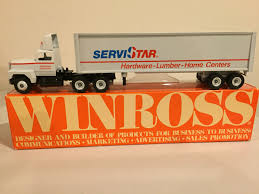 Buy Service Star Tractor Trailer WINROSS Truck MIB Die Cast 1/64 ... 164th Winross Ford Truck With Twin Pup Preston Trailers Buy Service Star Tractor Trailer Winross Mib Die Cast 164 Nestle Nesquik Dicast 1886199234 And Pepsicola Historical Series 9 1 64 Ebay Inventory For Sale Hobby Collector Trucks 1985 F600 Feedlot Toy Farmin Llc Presents Farm Toys Moretm Cargo Tnt America 1982 Pepsi Free White 9000 Pepsi Pinterest My New M2 Hobbytalk Howard Johnson Thursdays Chicken