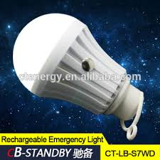 usb charging portable emergency led light bulb use indoor and