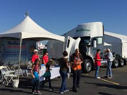 100 Matheson Trucking To Showcase Its Green Fleet Technology And