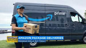 100 Ups Truck Driving Jobs Move Over UPS Truck Amazon Delivery Vans To Hit The Street Abc30com