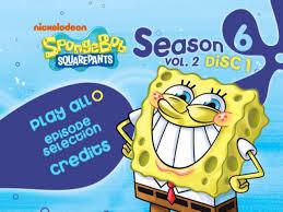 Spongebob Halloween Dvd Episodes by Season 6 Volume 2 Encyclopedia Spongebobia Fandom Powered By Wikia