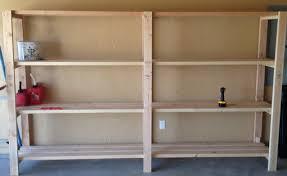 20 DIY Garage Shelving Ideas