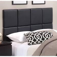 Amazon Upholstered King Headboard by Bedroom Magnificent Leather Upholstered Headboard King Dark Wood