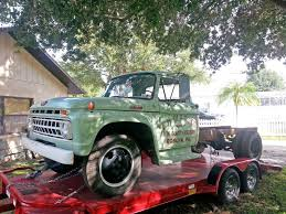 100 Classic Trucks For Sale In Florida 1965 D F500 Classic Truck Hauler Not 350 250 150 For Sale In
