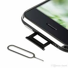 Sim Card Tray Remover Eject Ejector Pin Key Open Tool For Iphone 7