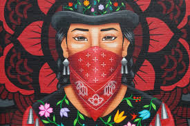 Big Ang Mural Unveiling by Ganawenjiige Onigam U0027 A New Symbol Of Resilience In Duluth
