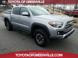100 Trucks For Sale In Sc Used 2016 Toyota Tacoma Greenville SC 3TMCZ5AN2GM016105