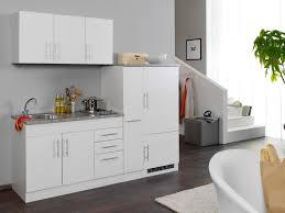 held singleküche toronto b 210 cm mit 2er kochmulde kühlschrank apothekerschrank