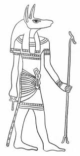 Ancient Egypt Coloring Pages For Toddlers