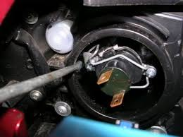 2006 mazda 3 headlight adjustment search how to