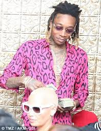 Wiz Khalifa Top Floor Instrumental by Amber Rose Celebrates Her U0027love U0027 For Wiz Khalifa As She Joins