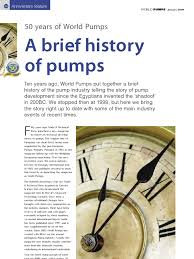 Ingersoll Dresser Pumps Company by A Brief History Of Pumps Pump Globalization